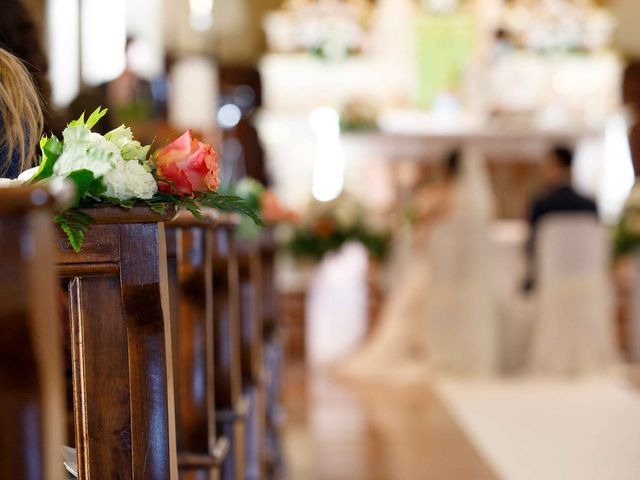 Il matrimonio di Luca e Aurora a Trescore Balneario, Bergamo 73