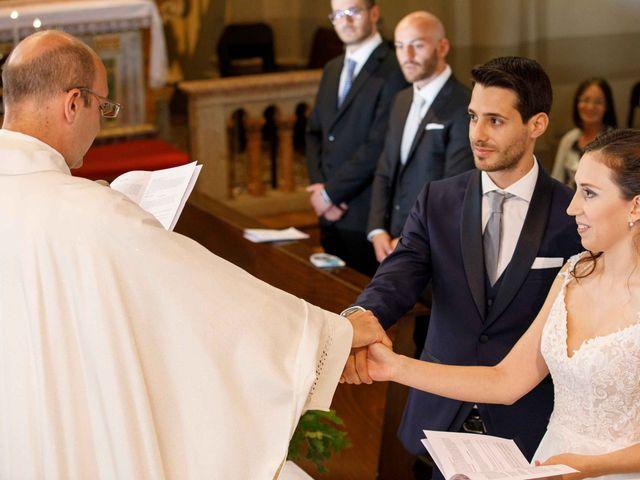 Il matrimonio di Luca e Aurora a Trescore Balneario, Bergamo 80