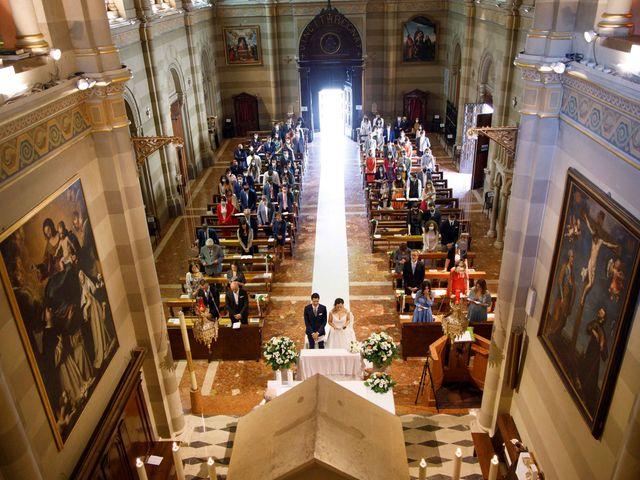 Il matrimonio di Luca e Aurora a Trescore Balneario, Bergamo 87