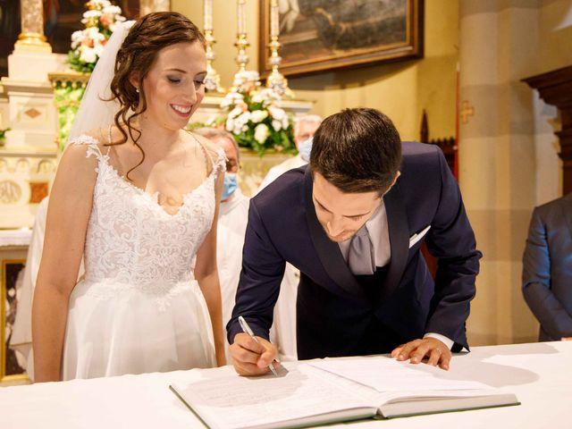 Il matrimonio di Luca e Aurora a Trescore Balneario, Bergamo 90
