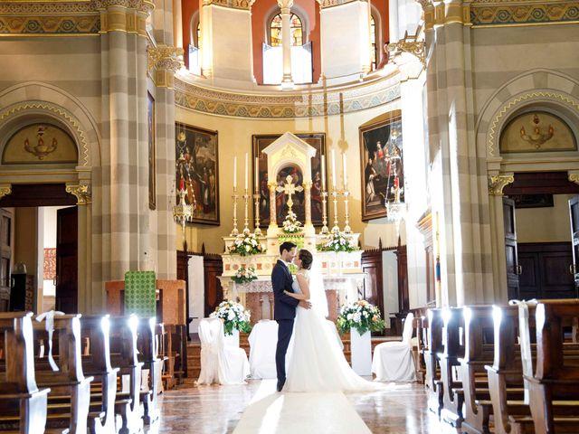 Il matrimonio di Luca e Aurora a Trescore Balneario, Bergamo 94