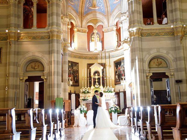 Il matrimonio di Luca e Aurora a Trescore Balneario, Bergamo 95