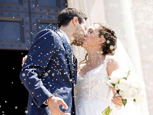 Il matrimonio di Luca e Aurora a Trescore Balneario, Bergamo 102