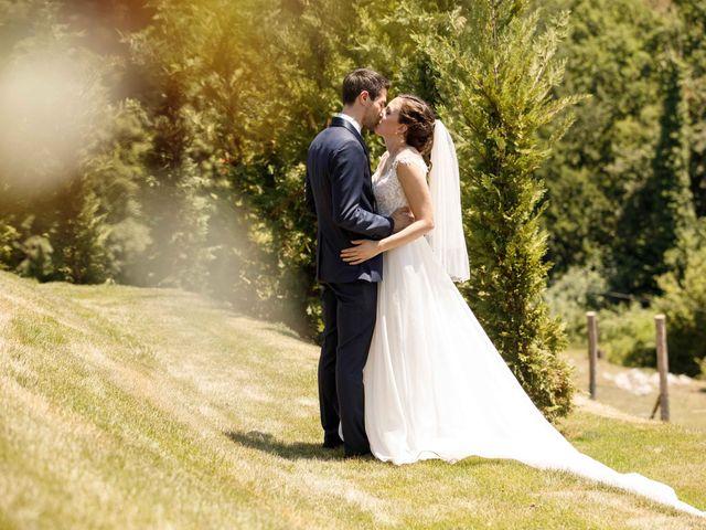 Il matrimonio di Luca e Aurora a Trescore Balneario, Bergamo 109