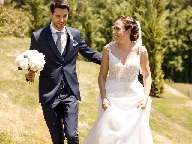Il matrimonio di Luca e Aurora a Trescore Balneario, Bergamo 112