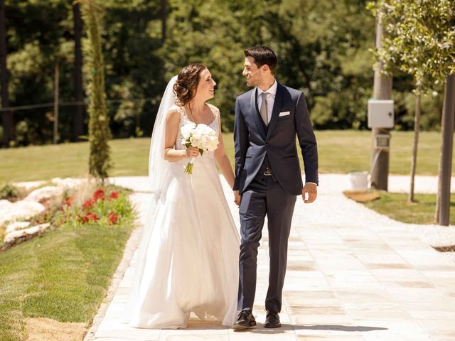 Il matrimonio di Luca e Aurora a Trescore Balneario, Bergamo 115