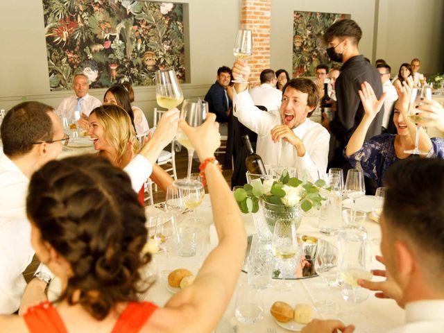 Il matrimonio di Luca e Aurora a Trescore Balneario, Bergamo 138