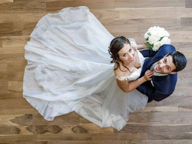 Il matrimonio di Luca e Aurora a Trescore Balneario, Bergamo 146