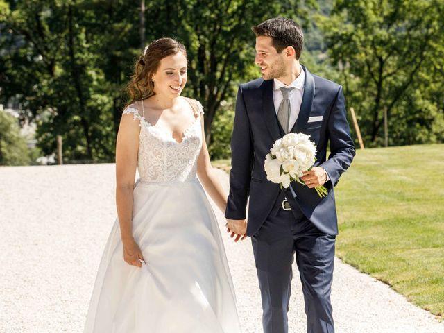 Il matrimonio di Luca e Aurora a Trescore Balneario, Bergamo 154