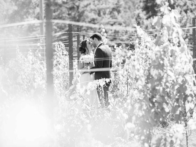 Il matrimonio di Luca e Aurora a Trescore Balneario, Bergamo 171