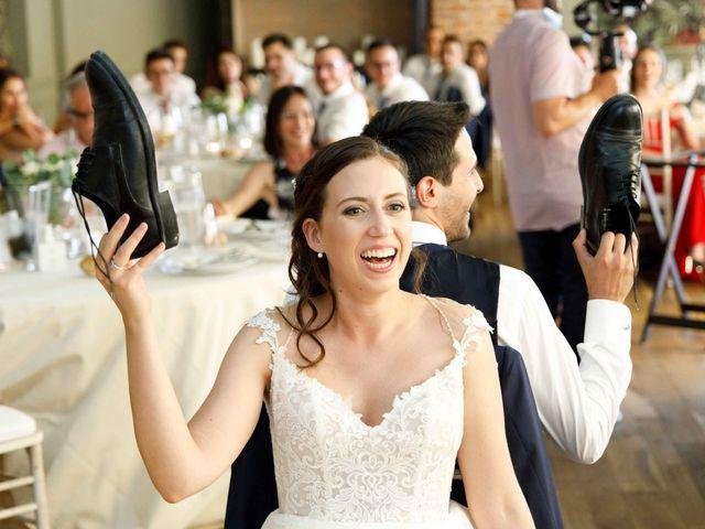 Il matrimonio di Luca e Aurora a Trescore Balneario, Bergamo 178