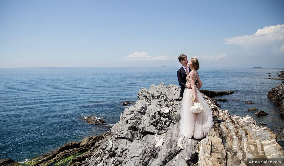 Il matrimonio di Emanuele e Margarita a Genova, Genova
