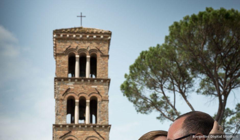 Il matrimonio di Massimo e Tiziana a Torri in Sabina, Rieti