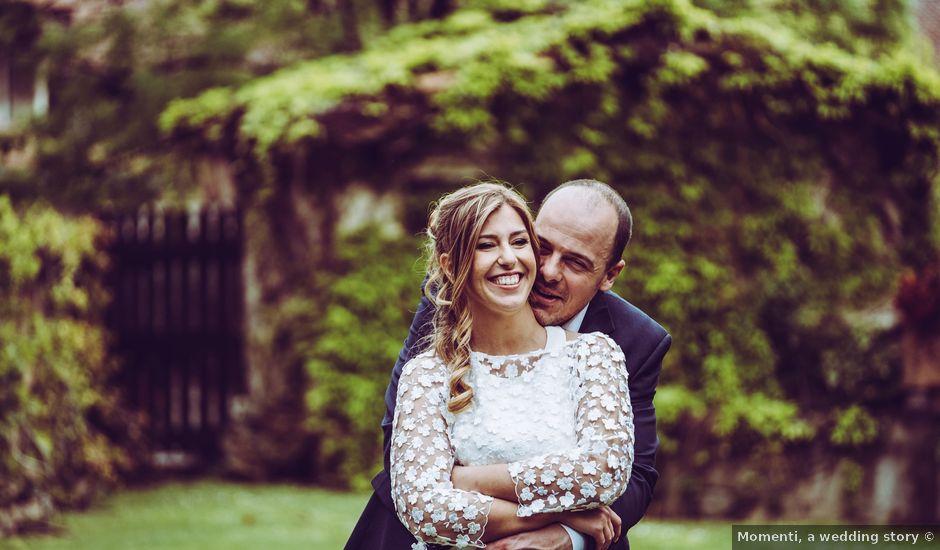 Il matrimonio di Fabio e Cristina a Corte Franca, Brescia