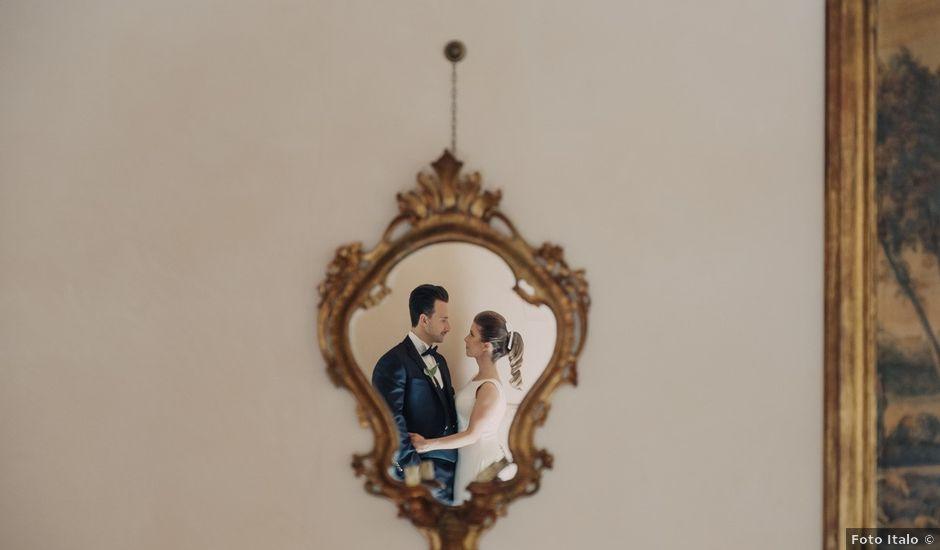 Il matrimonio di Mattia e Ilaria a Mira, Venezia