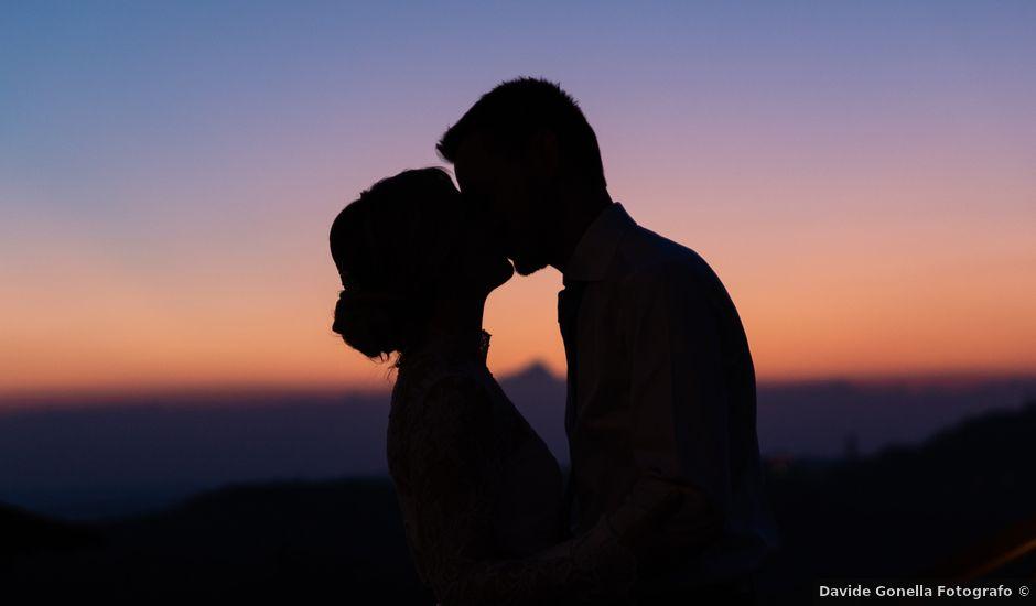 Il matrimonio di Claudio e Regina a Monchiero, Cuneo