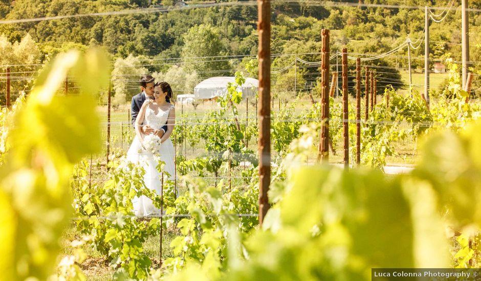 Il matrimonio di Luca e Aurora a Trescore Balneario, Bergamo
