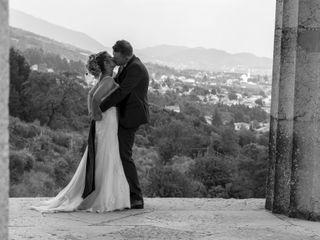 Le nozze di Jessica e Edis