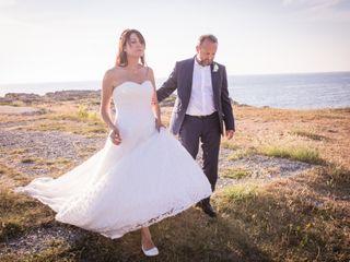 Le nozze di Velania e Daniele