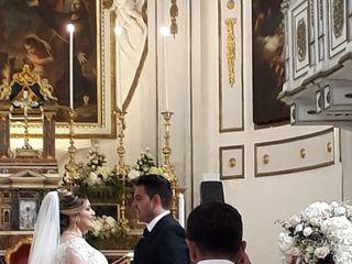 Le nozze di Giuseppe e Michela 1