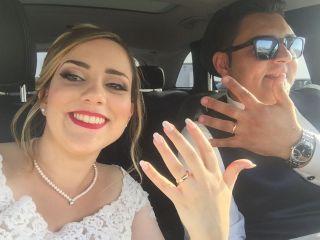 Le nozze di Giuseppe e Michela