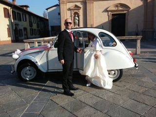 Le nozze di Ramon e Simona