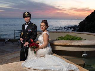 Le nozze di Nunzia e Marco