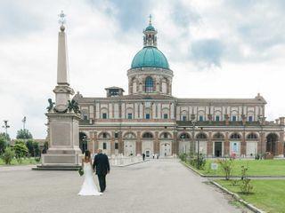 Le nozze di Iliana e Enzo