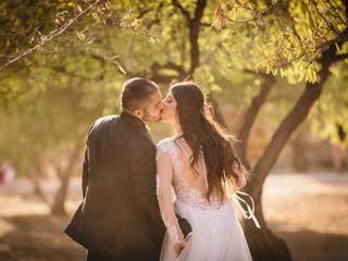 Le nozze di Stefania e Arturo