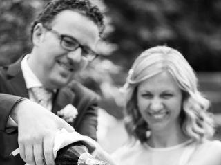Le nozze di Alessandra e Leandro