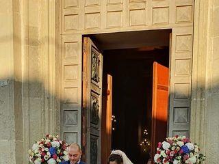 Le nozze di Melissa  e Stefano  1