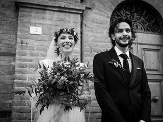 Le nozze di Margherita e Tommaso 1