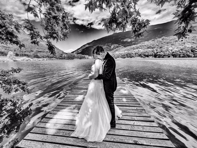 Le nozze di Elisa e Giuliano