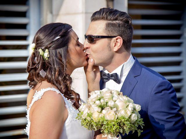 Il matrimonio di Enrico e Lavinia a Porto Cesareo, Lecce 19
