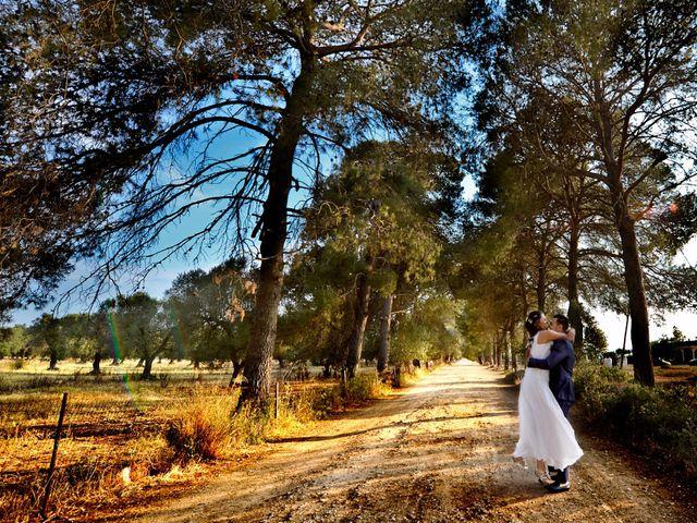 Il matrimonio di Enrico e Lavinia a Porto Cesareo, Lecce 23