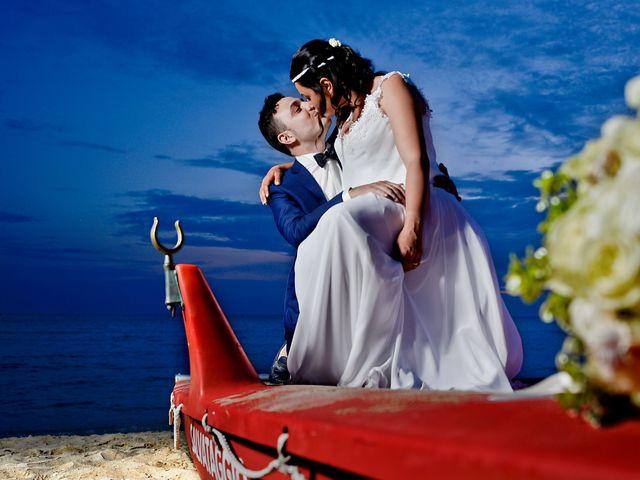 Il matrimonio di Enrico e Lavinia a Porto Cesareo, Lecce 38