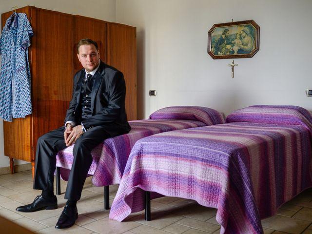 Il matrimonio di Davide e Tiziana a Rivara, Torino 14