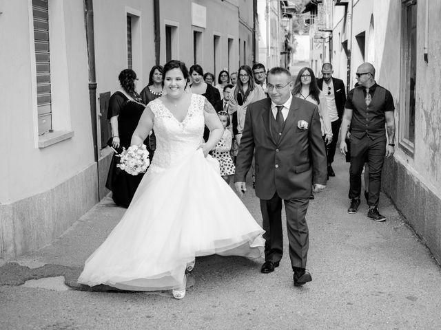 Il matrimonio di Davide e Tiziana a Rivara, Torino 20