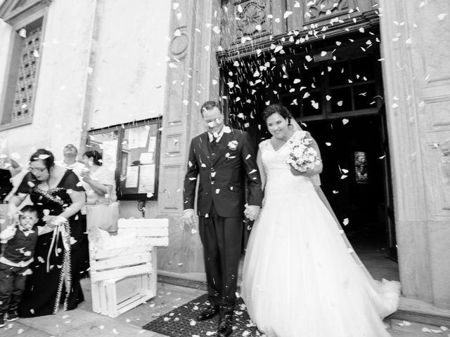 Il matrimonio di Davide e Tiziana a Rivara, Torino 22