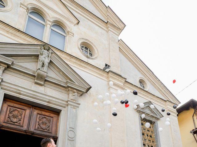 Il matrimonio di Davide e Tiziana a Rivara, Torino 24