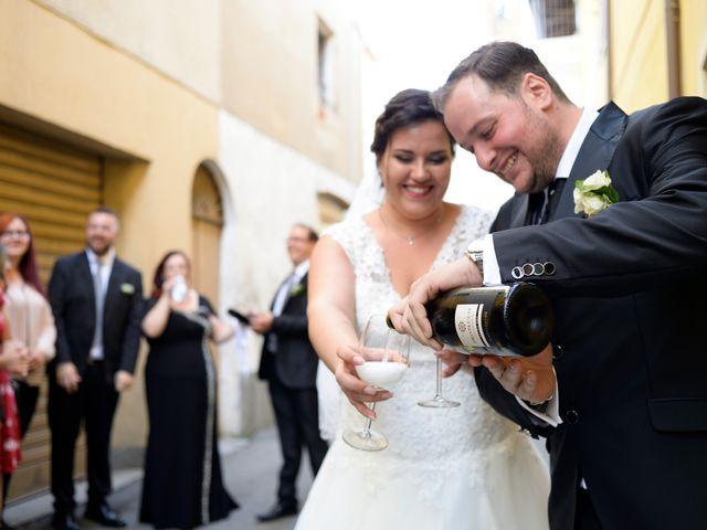 Il matrimonio di Davide e Tiziana a Rivara, Torino 25