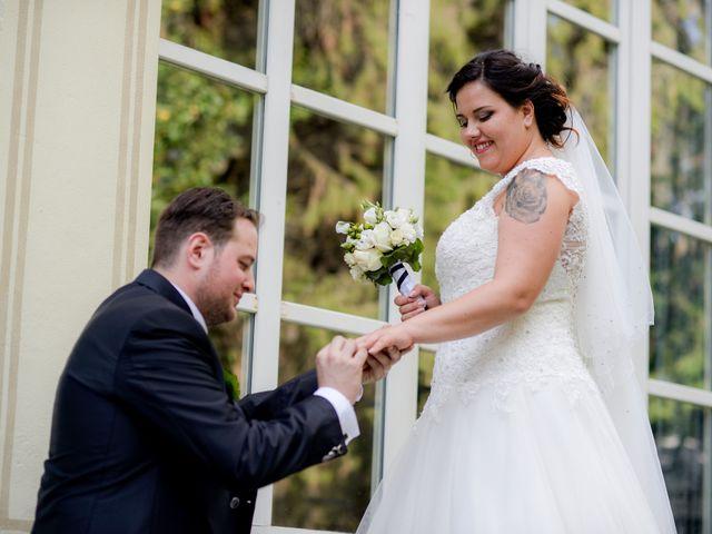 Il matrimonio di Davide e Tiziana a Rivara, Torino 26