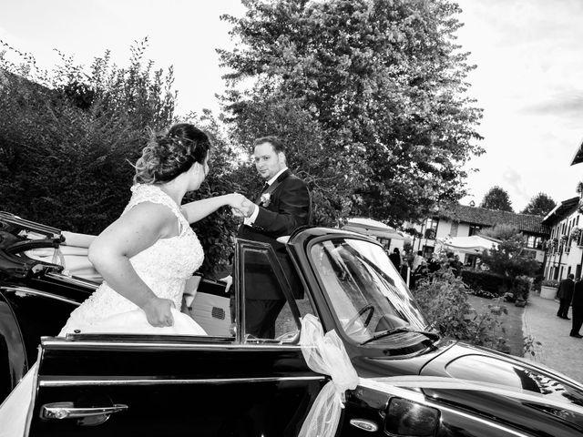 Il matrimonio di Davide e Tiziana a Rivara, Torino 32