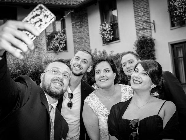Il matrimonio di Davide e Tiziana a Rivara, Torino 33