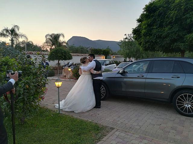 Il matrimonio di Michela e Giuseppe a Terrasini, Palermo 2