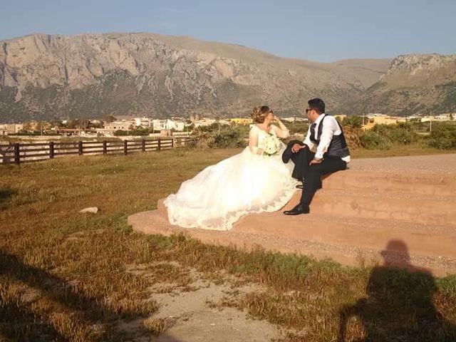Il matrimonio di Michela e Giuseppe a Terrasini, Palermo 14