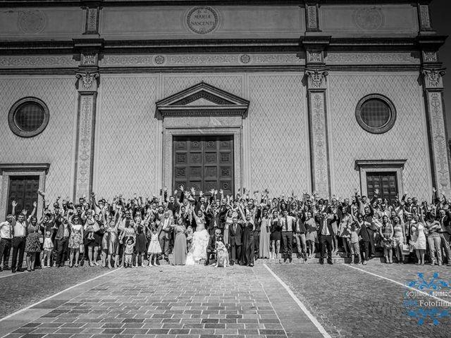 Il matrimonio di Luca e Tiziana a Senago, Milano 1