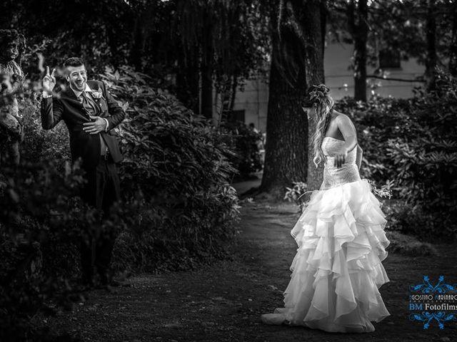 Il matrimonio di Luca e Tiziana a Senago, Milano 2
