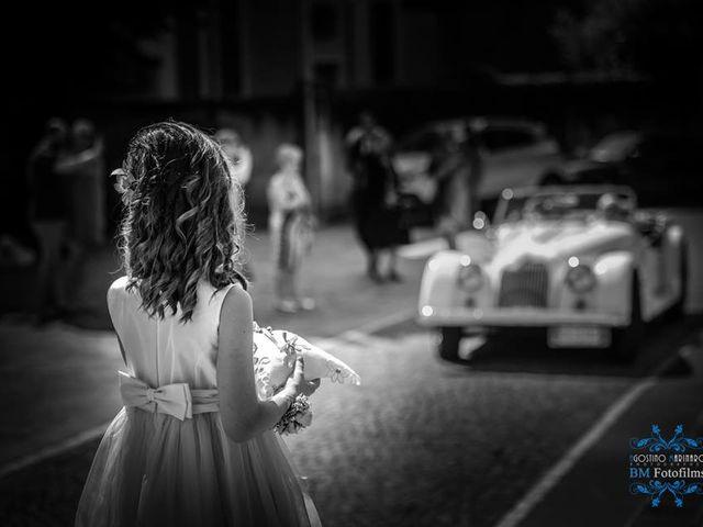 Il matrimonio di Luca e Tiziana a Senago, Milano 23