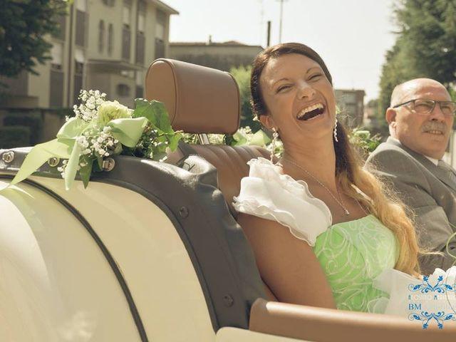 Il matrimonio di Luca e Tiziana a Senago, Milano 25